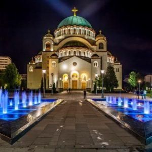 Temple od St. Sava