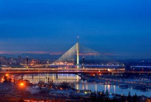 Belgrade`s bridges